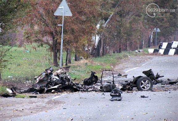 За сутки в зоне АТО погибли трое украинских воинов, 10 - ранены, - СНБО - Цензор.НЕТ 3813