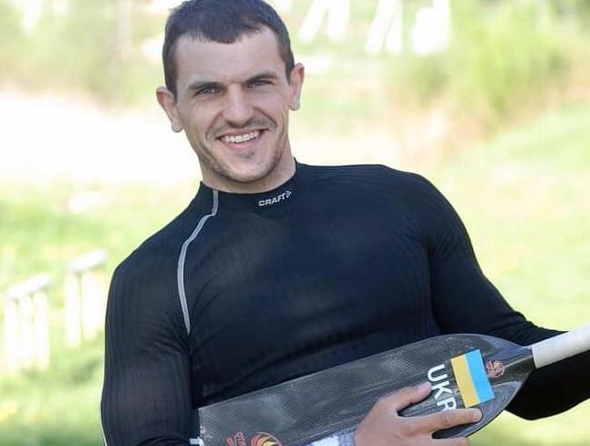 веслувальник Віталій Вергелес
