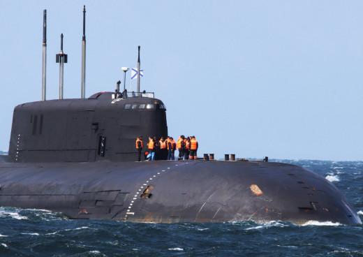 """Підводний човен """"Орел"""" дрейфує в данських водах через поломку"""