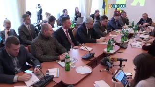 СНБО обнародовала стенограмму заседания перед аннексией Крыма