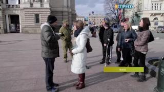 Бойцов АТО отправляют на реабилитацию в Польшу