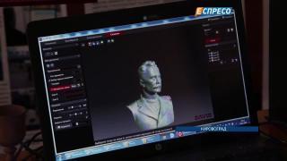 Студенты осваивают 3D-принтер