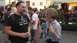 Интервью с Юрием Андруховичем