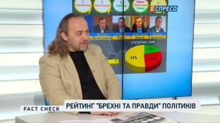 Гороховський: реальної правди у риториці політиків дуже мало