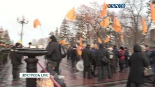 Кому вигідні протести у Києві || Олена Соколовська