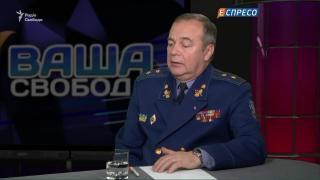 Український генерал пояснив, чому Росія погрожує через навчання біля Криму