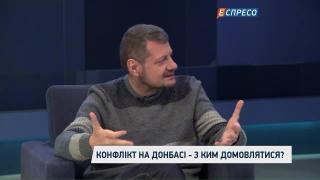 Після розмов з Савченко бойовики стали вимагати амністію до Різдва, - Мосійчук