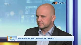 Списки пленных: Тандит рассказал, как СБУ работает с Савченко