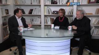 Княжицкий | Иосиф Зисельс и Изабелла Хруслинская