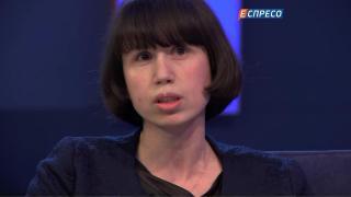 Чорновол пояснили, чому поїхала до блокувальників Донбасу