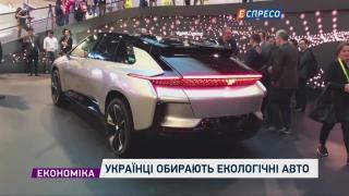 Ринок електромобілів в Україні