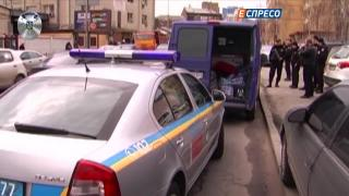Поліцейська охорона | На гарячому впіймали зухвалих крадіїв