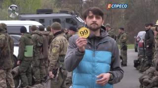Поліцейський репортаж | Як потрапити в спецпідрозділ КОРД?
