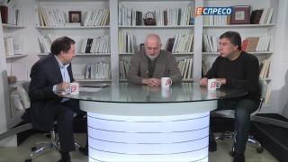 Княжицкий | Арсен Савадов и Георгий Сенченко