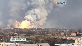 Хто винен у вибухах в Калинівці? || Олена Соколовська