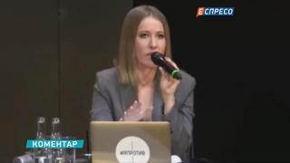 Голобуцький: Крим нічого не втрачає від того, що Собчак заявить, що це територія України