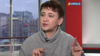 Суботнє інтерв'ю | Оксана Забужко