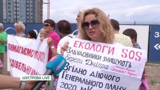 Хто забудовує рекреаційні зони Києва || Юлія Савчук