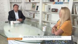 Княжицкий   Диана Попова