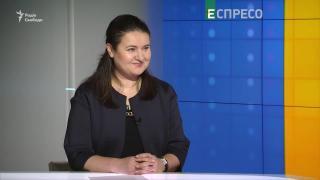 Суботнє інтерв'ю | Оксана Маркарова