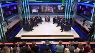 Політклуб   Вибір між Зеленським і Порошенком: чи є розкол у суспільстві?   Частина 3