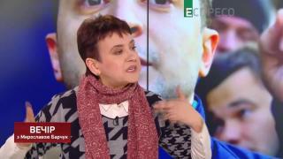 Вибори 2019: Забужко попередила про загрозу держперевороту, окупації та зовнішнього управління