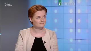 Суботнє інтерв'ю | Олександра Дрік