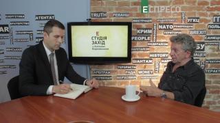 Студия Запад   Патрик Шовель об Эскобаре, встрече с Бобом Марли и украинских олигархах