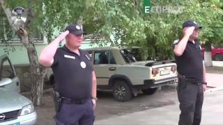 Поліцейський фронт | Мир і розведення сил у Станиці Луганській