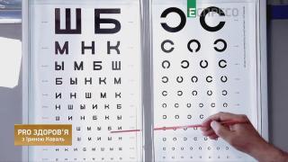 Pro здоров'я   Здоров'я очей