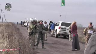 Поліцейська хвиля |Триває розведення військ на Донеччині!
