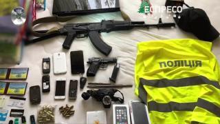 Поліцейська Хвиля | Як спіймали крадіїв?