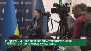 Глава Госкино, цена на газ и санкции против России | Итоги с Кристиной Яцкив