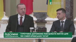 Визит Эрдогана, суд над Юлией Кузьменко и дело MH17 | Итоги с Анной Валевской