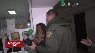 Контрольна перевірка пожежної безпеки в НМУ ім.Богомольця || Діна Зеленська
