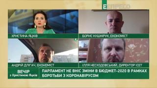 Що буде з українською економікою після пандемії