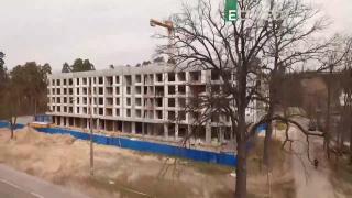 Пущу-Водицу застраивают по схеме скандального строительства Киевгорстроя, - община