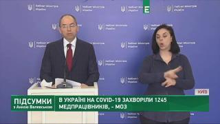 Голодування через медреформу та кадрові перестановки Президента | Підсумки з Анною Валевською