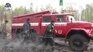 Поліцейська хвиля | Хто підпалив Чорнобильські лісі