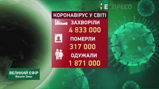 Большой эфир Василия Зимы | 18 мая
