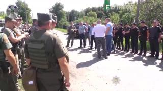 Спецоперація Грім у Полтаві | Поліцейська хвиля