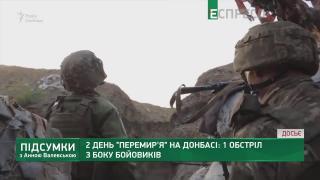 Порушення перемир'я на Донбасі та провокації в Білорусі | Підсумки з Анною Валевською