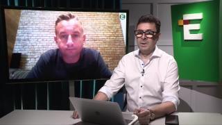 Сергій Жадан про дзвінок від Єрмака, політику, культуру та роль Грицька Чубая