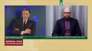 Цены на газ и вакцинация украинцев | Красная линия
